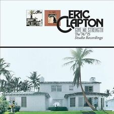 NEW Give Me Strength: The '74/'75 Studio Recordings by Eric Clapton CD (CD)