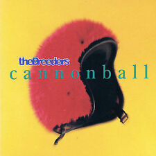 Cannonball [Single] by Breeders (The) (CD, May-1997, 4ad)