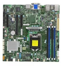 SuperMicro X11SSZ-F Socket H4 LGA 1151 Intel® C236 chipset Micro-ATX Mothe