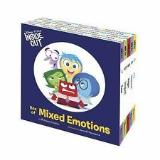 Inside Out Box of Mixed Emotions by Disney Book Group Staff (2015, Hardcover)