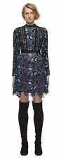 AUTHENTIC Self Portrait Maxine Mini Dress US 2/UK6 NEW +BOTH TAGS