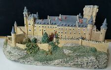 Danbury Mint Rare Vintage Alcazar Castle 1994 Segovia Spain Enchanted Collection