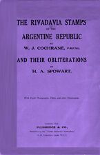 The Rivadavia Stamps of the Argentina Rep. & their obliterations by W. Cochrane.
