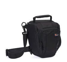 Lowepro Toploader Zoom 50 AW DSLR Camera Holster Shoulder Bag Case & Rain Cover
