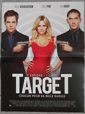 Affiche TARGET This means war REESE WITHERSPOONE Chris Pine 40x60cm