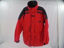 MARMOT 2 PLY GORE TEX RED MOUNTAINEERING / SKI JACKET MEN SIZE LARGE