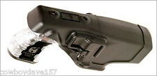 BlackHawk CQC Serpa Holster Taser X26  44H015BK-R  Matte Finish Right Handed