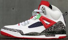2015 Nike Air Jordan Spizike SZ 9.5 White Poison Green Cement Retro 315371-132
