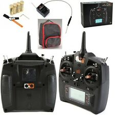 Spektrum DX6 6CH DSMX Transmitter w Radio Bag / Case + AR610 Receiver SPM6700