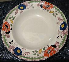 Mason's persiana motif plat très jolie vintage objet 9 3/8 pouces de diamètre