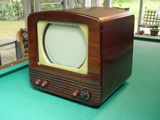 "Vintage 1950 Philco Model 50-T 1401 12"" Table Top TV"