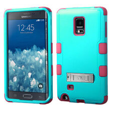 for Samsung Galaxy Note Edge N915 Hybrid Defender Armor Case w/Stand Skin Cover