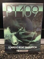 PT 109 Torpedo Boat Simulation Game (Wizardworks, 1992)