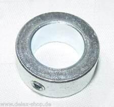 Stellringe für 25mm Achse Sackkarren Sackkarrenrad inkl. Madenschraube DIN705A