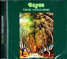 DZYAN time machine (1973) Longhair CD NEU OVP/Sealed