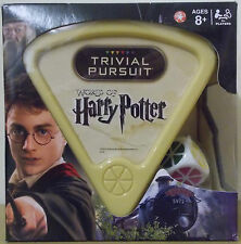 Trivial Pursuit Bite Size Game ~ The World Of Harry Potter