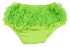Lime Green Diaper Cover