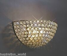 InspirationWorld Moraccon Wall Lamp,Crystal Wall Light,wall Decor light