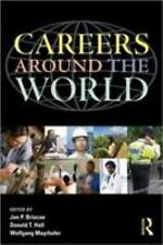 Careers around the World: Individual and Contextual Perspectives by Briscoe, Jo