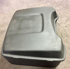 Unpainted Razor/Chopped Tour Pak Pack Trunk For Harley Davidson Touring Models