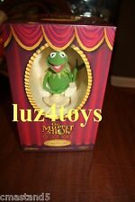 2002 Sideshow The Muppet Show Kermit The Frog Bust Muppets Jim Henson Limit 5000