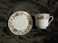 SHEFFIELD ANNIVERSARY CHINA CUP AND SAUCER. SUPERB
