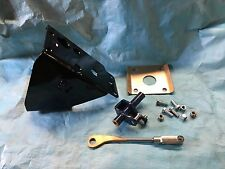 Early Bronco hydro boost angled bracket fits(1994-2004 Mustang unit)  66-77 ford