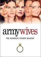 ARMY WIVES-ARMY WIVES: COMPLETE FOURTH SEASON (4PC) / (WS)  (US IMPORT)  DVD NEW