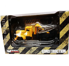 MODELLINO CARRO ATTREZZI SCALA 1/100 MONDO MOTORS CONSTRUCTION METAL DIE CAST