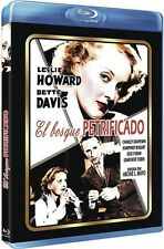 THE PETRIFIED FOREST (1936)  **Blu Ray B**  Humphrey Bogart, Bette Davis