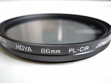HOYA 86MM PL-CIRCULAR POLARISER FILTER