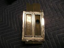 RARE EARLY 1970 Dodge Challenger Cuda Slap-Stick Shift Indicator Plate assembly!