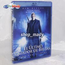 El Ultimo Cazador de Brujas / The Last Witch Hunter 1 BR Multiregión ESP. LATINO