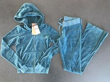 Juicy Couture Velour Bling Limited Edition Tracksuit Set Class President Small S