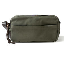 New! FILSON TRAVEL KIT OTTER GREEN #70218 FREE EXPEDITED USA SHIPPING!