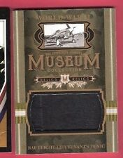 WWII WORLD WAR RAF FLIGHT LIEUTENANT TUNIC  RELIC CARD GOODWIN CHAMPIONS MUSEUM
