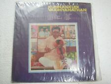 KUNNAKKUDI VAIDHYANATHAN VIOLIN DRUMS CARNATIC  RARE LP CLASSICAL INDIA vg+