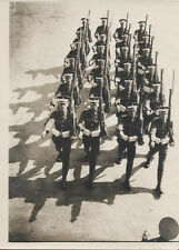 PHOTOGRAPH OF THE IRISH GUARD IN MARCH