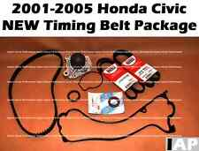 2001-2005 Honda Civic Timing Belt Package Kit NEW PREMIUM QUALITY FREE SHIPPING