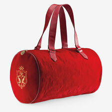 "KATY PERRY KILLER QUEEN RED VELVET WEEKENDER GYM DUFFLE BAG  16"" x 10"" x 8"""