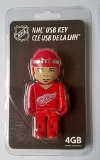 Detroit Red Wings NHL 4gb Lettore Chiave USB