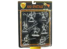Conte Collectibles Spartans Plastic Figures 54mm Toy Soldiers Set 9