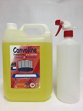 Trampoline nettoyeur & protector 5ltr avec gratuit flacon pulvérisateur-non caustique.