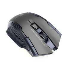 PRO Edle 2,4 GHz Mini tragbare drahtlose optische Gaming Maus für Computer NEW