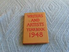WRITERS AND ARTISTS YEAR BOOK 1948