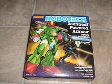 ROBOTECH ZENTRAEDI POWERED ARMOR FACTORY SEALED FIGURE VEHICLES Matchbox MISB