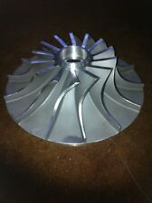 Supercharger Impeller (14 tall blades) for D1SC, P1SC, P1SC-1 - CCW