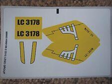 1 NEUER Lego Sticker/Aufkleber Wasserflugzeug (Set Nr. 3178)  986