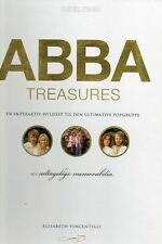 Buch Book ABBA DÄNISCH DANISH: TREASURES MIT CD Elisabeth Vincentelli, NEU
