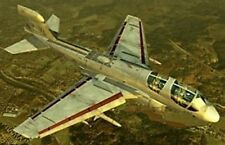 EA-6B Prowler Ace Combat 5 Aircraft Wood Model Large
